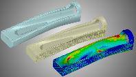 Concept Bracket - Lattice Simulation