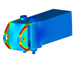 Automatic Contact Simulation