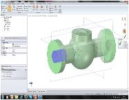 SpaceClaim - Simerics-MP Integration